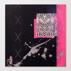 Strung Up Canvas Print