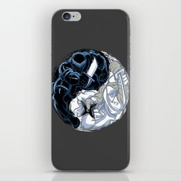 Snake Eyes/Storm Shadow  iPhone Skin
