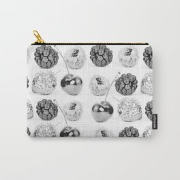 Silver fruits Carry-All Pouch