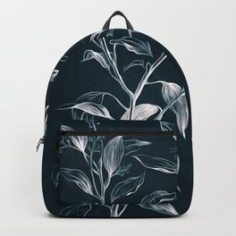 Cyanotype - Camphora Officinalis Backpack