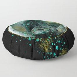 Eye Sphere Floor Pillow
