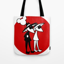Vacation Spies Tote Bag