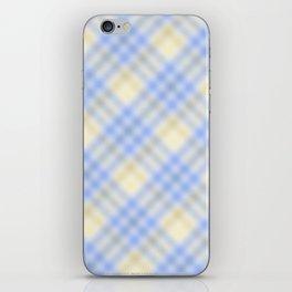 YumYum Plaid iPhone Skin
