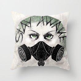 Logo Resistencia Throw Pillow