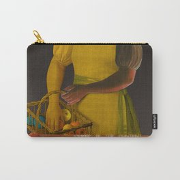 the truth is dead · ? Die Frau mit den Bananen Carry-All Pouch