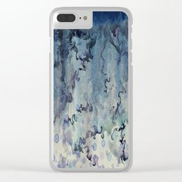 Echo of a Storm Clear iPhone Case