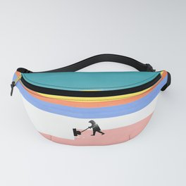Pattern - Welcome, Spring Fanny Pack