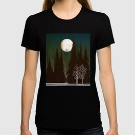 Into The Winter Woods T-shirt