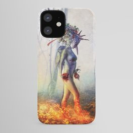 Trust in me iPhone Case