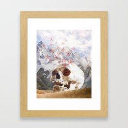 Little Star Framed Art Print