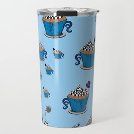Wonderland Cupcake Travel Mug