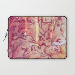 Pig sauna Laptop Sleeve