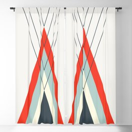 Iglu Moderno Blackout Curtain
