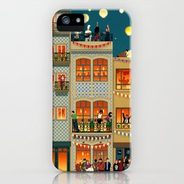 Porto Houses - Portugal iPhone Case