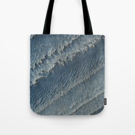 martian-made crater ripples | space #15 Tote Bag