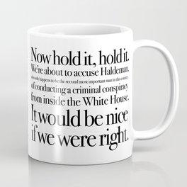 quoting Hollywood 1 Coffee Mug