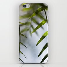 fresh leaves iPhone & iPod Skin
