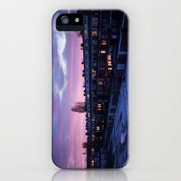 Groningen Sunset, The Netherlands iPhone Case