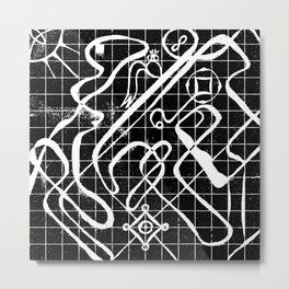 nephilim Metal Print