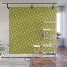 modern green background Wall Mural