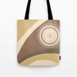 City Park - Hypnotized Bird Tote Bag