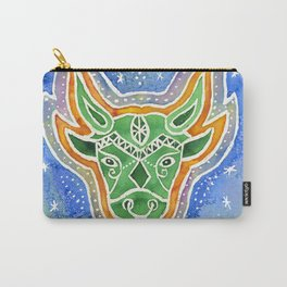 Zodiac Collection: Taurus Carry-All Pouch