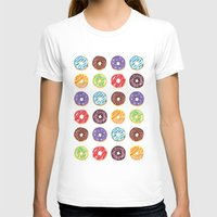 doughnut T-shirts featuring Doughnut delights by Phibbit