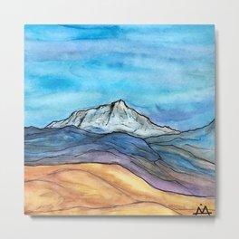 Mt. Everest Metal Print