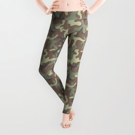 Camouflage IX Leggings