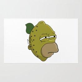 Homer Lemonhead Rug