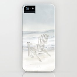 Summer's End • Goose Rocks Beach (Kennebunkport) iPhone Case