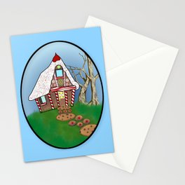 Come To Grandma's House . . . She Has Cookies Stationery Cards