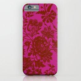 INDIENNES iPhone Case
