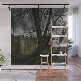 Castles in my Mind Wall Mural
