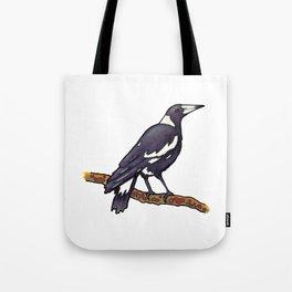 Australian Magpie Tote Bag