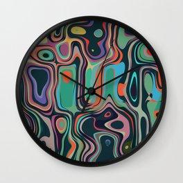 Nightly Cigarettes Wall Clock