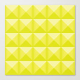 Studs - Neon Canvas Print