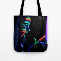 Blacklight Fun Tote Bag