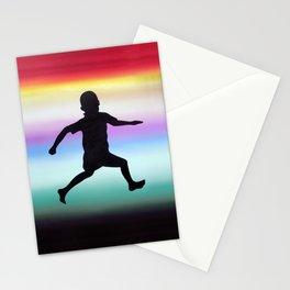 Body Movin - Joy Stationery Cards