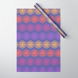 Vintage Kaleidoscope Wrapping Paper