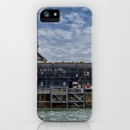 No Mans Fort iPhone Case