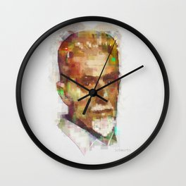M.C. Escher Wall Clock