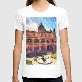 Jerónimos Monastery T-shirt