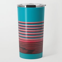 Red Chair in the Sky Travel Mug