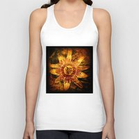 passion Tank Tops featuring Passion by Sirenphotos