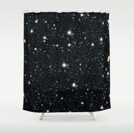 Nebula texture #19: Gazer Shower Curtain