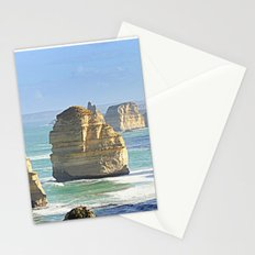 Earth's Evolution Stationery Cards