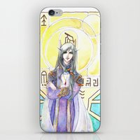 warcraft iPhone & iPod Skins featuring Ancient by paramonos