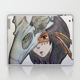crow spirit animal Laptop & iPad Skin