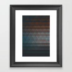 blyykfyde Framed Art Print